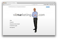 Website: Answin Vilmar - Consulting and Marketing